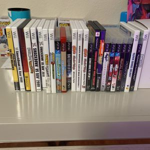 Wii/Ps3/ Gamecube Game Lot $10 Each- $120 For All for Sale in Orlando, FL