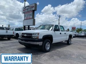 2006 Chevrolet Silverado 2500HD for Sale in St.Petersburg, FL