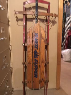 Antique Yankee Clipper Sled for Sale in Warrenton, VA