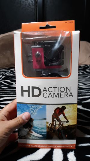 HD action camera similar to GoPro for Sale in Menifee, CA