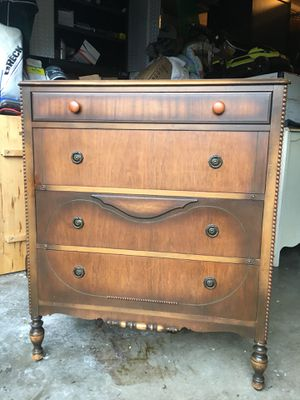 Antique Dresser for Sale in Mill Creek, WA