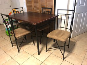 Small kitchen table for Sale in Central Falls, RI