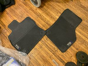 2015 Volkswagen Golf TDI monster mats OEM new unused for Sale in Philadelphia, PA