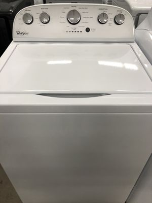2018 whirlpool washer for Sale in Chandler, AZ