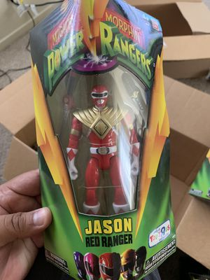 Mighty Morphin Power Rangers Jason for Sale in Los Angeles, CA