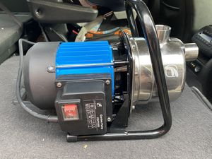FluentPower 1HP Garden/Pool Pump for Sale in Delaware, OH