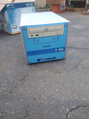 I have 2 xpc shuttle gaming towers and extra hard drive for Sale in Oroville, CA