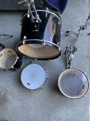 Drum set pieces for sale! NOT A COMPLETE SET for Sale in Modesto, CA