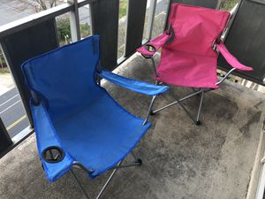 Outdoor Chairs - 2 for Sale in Bethesda, MD