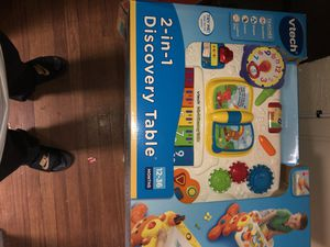 Vtech 2 in 1 Discovery Table for Sale in Dallas, TX