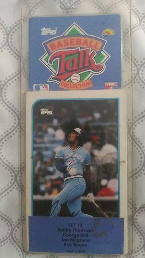 Tops Baseball cards set 12 for Sale in Las Vegas, NV