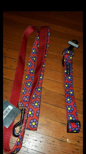 matching dog leash and collar for Sale in Oakland, CA