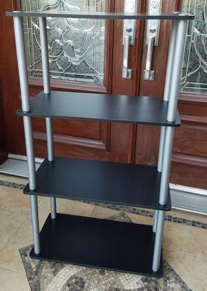 4 Tier Display Entertainment Media Storage Shelves for Sale in Monterey Park, CA