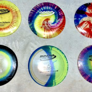 Disc Golf Disc Lot (6) for Sale in Seattle, WA