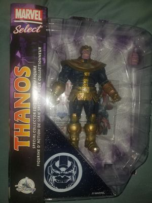 Marvel Select Thanos Disney Store Exclusive for Sale in Los Angeles, CA