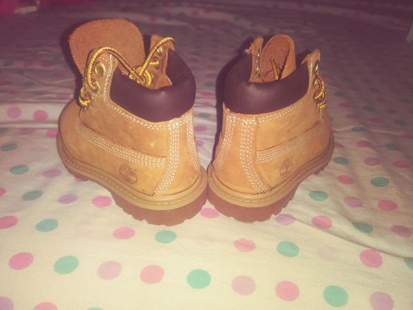 Timberland boots size 5c