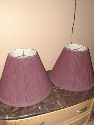 Lamp shades for Sale in Goodyear, AZ
