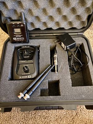 Line 6 G50 Wireless Guitar System for Sale in Delaware, OH