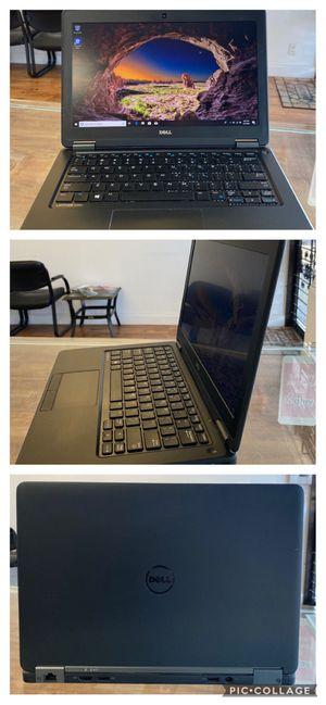 """Dell latitude E7250 12.5"""" laptop. i5, 12gb RAM, 128gb SSD for Sale in Oakland Park, FL"""