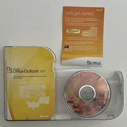 Microsoft Office Outlook 2007 for Sale in Largo,  FL