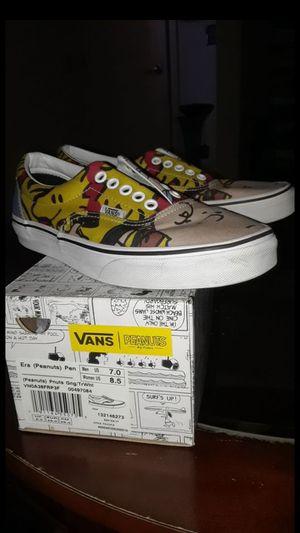 Vans x Peanuts for Sale in Denver, CO