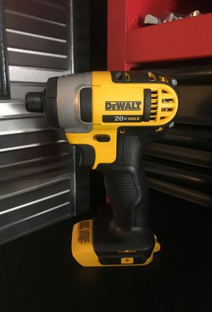DEWALT 20V MAX 1/4 inch IMPACT DRIVER BARE TOOL BRAND NEW for Sale in Virginia Beach, VA