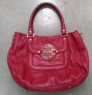 Tory Burch Amanda Hobo Satchel Leather Bag for Sale in Middle River, MD
