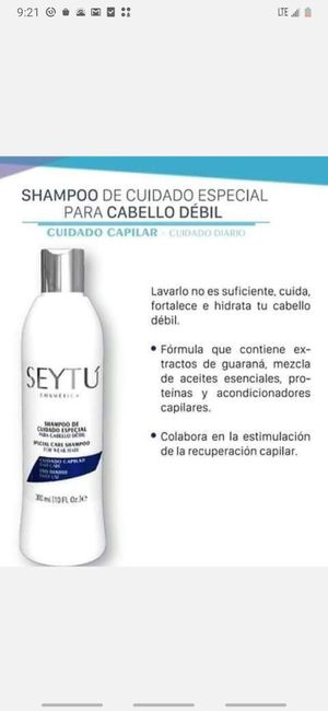 Shampoo seytu cabello débil for Sale in Los Angeles, CA