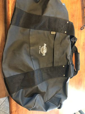 Hard Rock Cafe -New York Duffle Bag for Sale in Ontario, CA