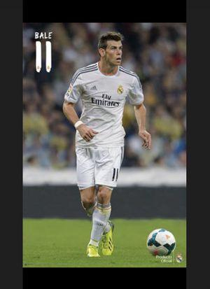 Real Madrid Garett Bale Poster for Sale in Everett, WA