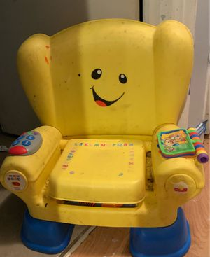 Yellow Singing Chair for Sale in South Bend, IN