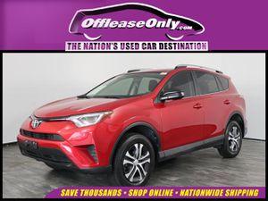 2016 Toyota RAV4 for Sale in North Lauderdale, FL