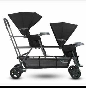 Joovy Big Caboose Triple Stroller for Sale in Altamonte Springs, FL