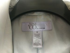 Nine & Co. Raincoat for Sale in Conyers, GA