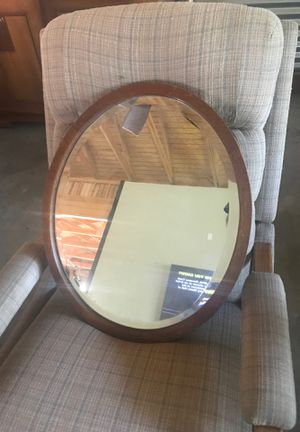Oval Antique mirror for Sale in Upland, CA