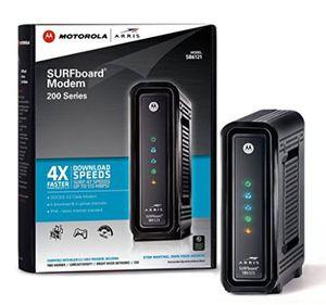 Motorola surfBoard6121 cable modem for Sale in Murfreesboro, TN