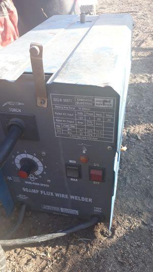 swamp flux wire welder for Sale in San Jacinto, CA