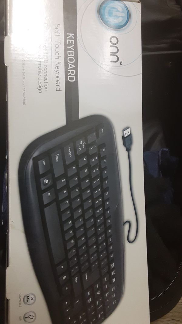 Onn keyboard i deliver new new