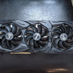 Asus nvidia geforce RTX 2070 Super Strix 8gb Gaming Mining Graphics card for Sale in Hialeah, FL