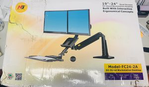 North bayou sit stand desk FC24-2A for Sale in San Diego, CA