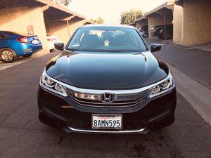 2017 Honda Accord LX for Sale in Montebello, CA