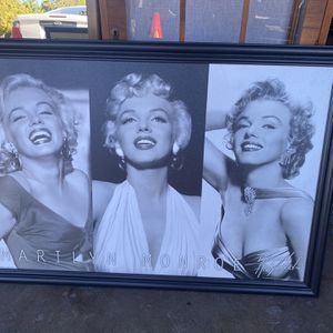 Marilyn Monroe Poster for Sale in Covina, CA