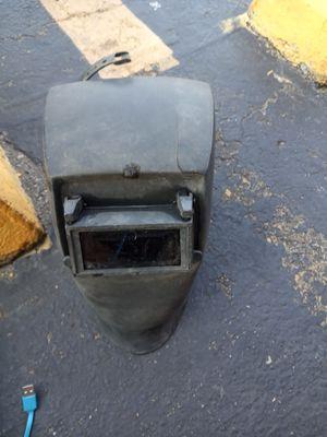 Welder's helmet for Sale in Oklahoma City, OK