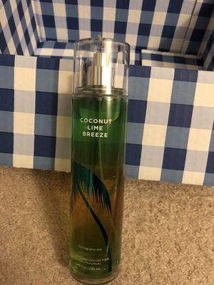 Coconut Lime Breeze Fines Fragrance Mist (Bath & Body Works) for Sale in El Segundo, CA