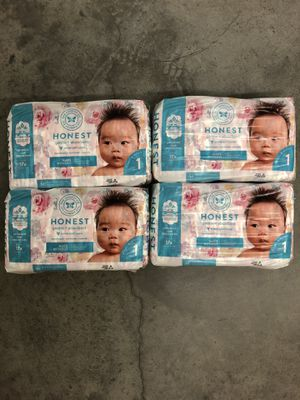 Honest Company Diapers for Sale in Nashville, TN