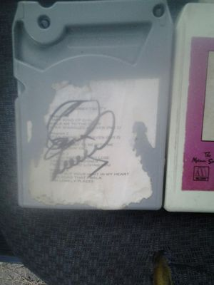 Conway Twitty Autograped 8 track along with a whole collection of Conway and multiple others for Sale in Mamou, LA