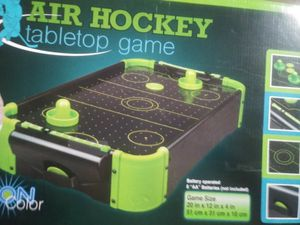 Neon light air hockey table for Sale in Oregon City, OR