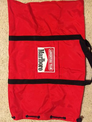 Vintage Marlboro Duffle Drawstring Bag for Sale in Valley View, OH