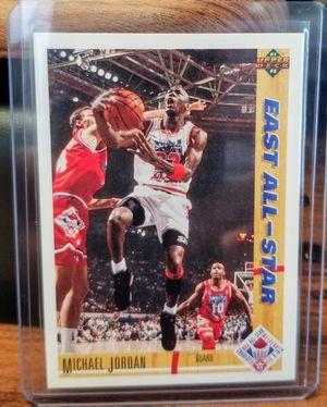 1992 Upper Deck Michael Jordan All Star for Sale in Pembroke Pines, FL