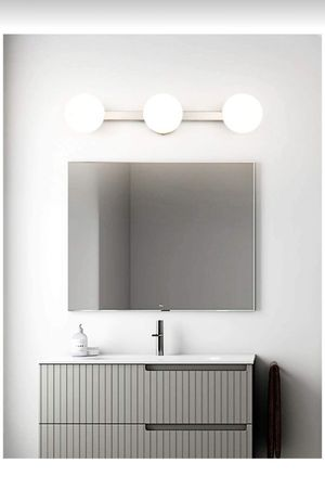 Glass Vanity Lights for Mirror 3 - Lights for Sale in Houston, TX